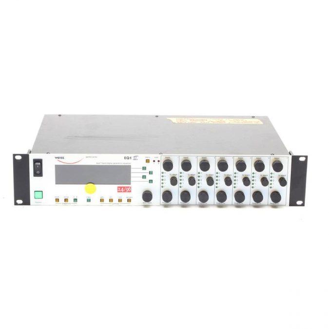 Weiss EQ1-MKII EQ (Used)