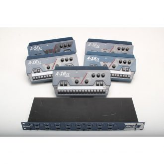 Aviom AN-16I with 5 A16II Personal Monitor Mixers (Used)
