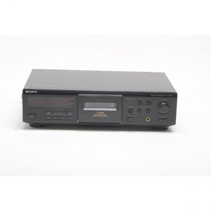 Sony TC-KE500S Cassette Deck (Used)