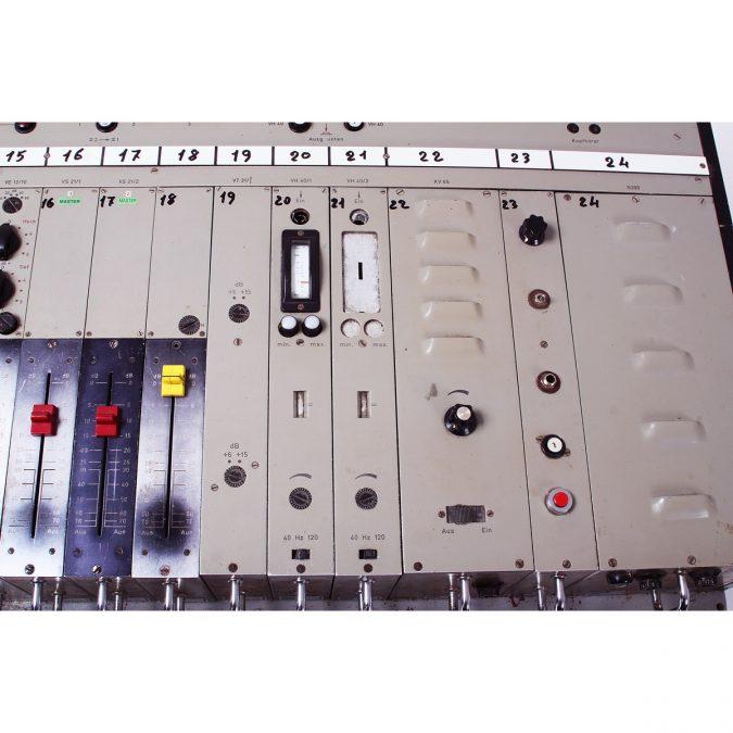 EAB RE85 Tube Console (Vintage)