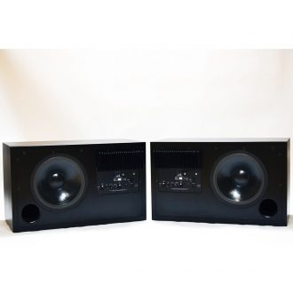 ATC C6 Active Subwoofer Pair (Used)