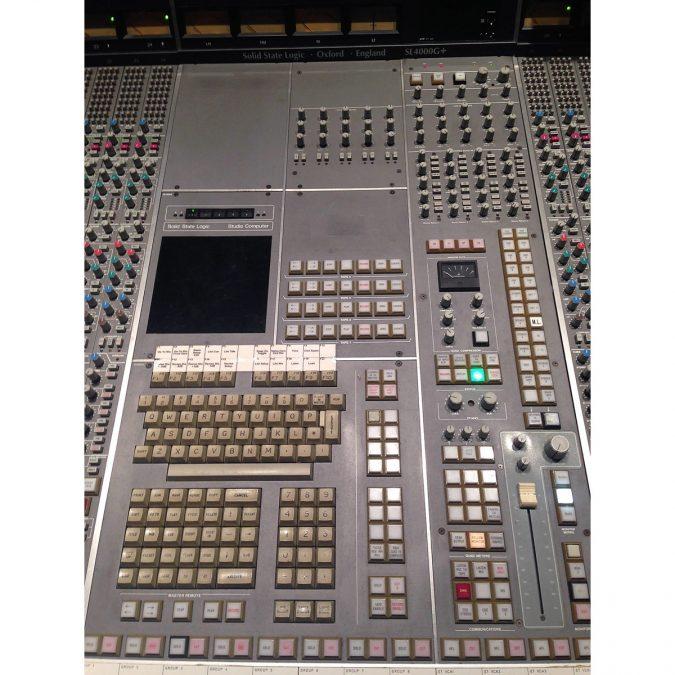 SSL 4064G+ Console (Used)