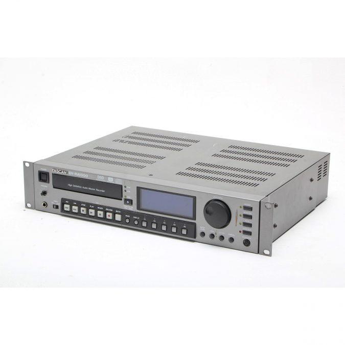 Tascam DV-RA1000 CD Burner (Used)