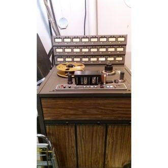 Sony/MCI JH24 2″ 24 Track Recorder w/ ALIII