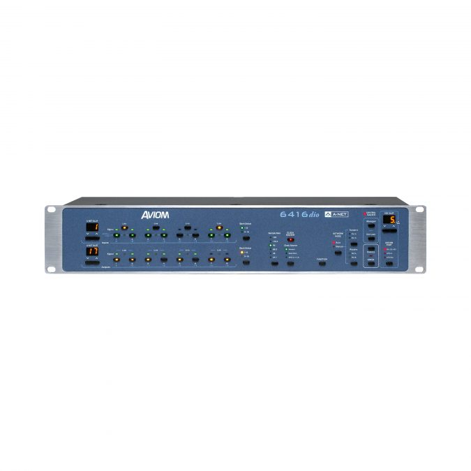 Aviom 6416DIO-DB25 Digital I/O Module