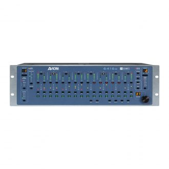 Aviom 6416m 16-Channel Mic Input Module