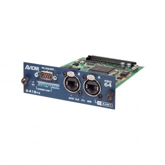 Aviom 6416Y2 A-Net Interface Card