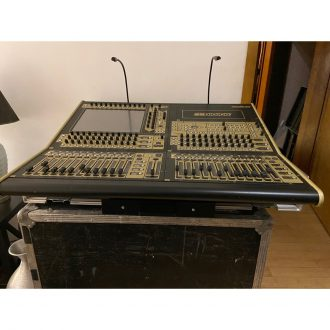 Digico SD8-24 Control Surface MADI with SD Rack 32 x 32 (Used)