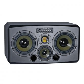 Adam Audio S3X-H Pair (Matte Black Finish)