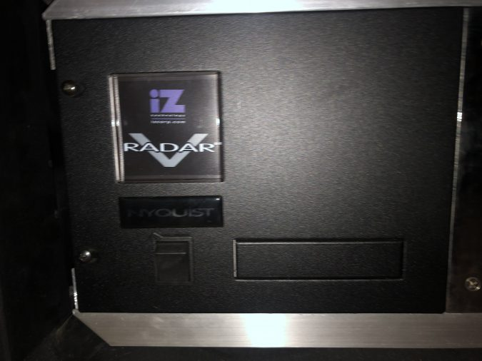 IZ Radar V 16 Channel Nyquist System