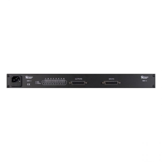 Coleman Audio SR7.1