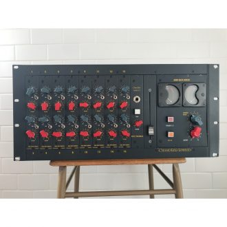 Chandler Mini Rack mixer + 16 Channel expander (Used) 32 Channel System!