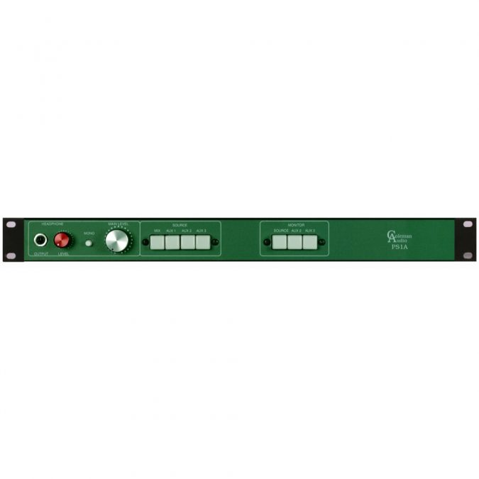Coleman Audio PS1A Four Input Switcher