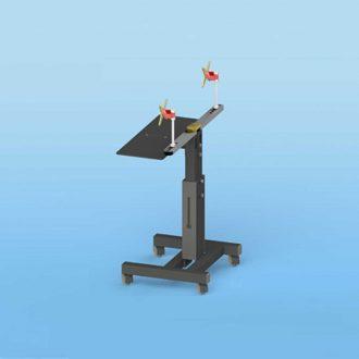 Sound Anchors DAW2X Digital Audio Workstation Stand