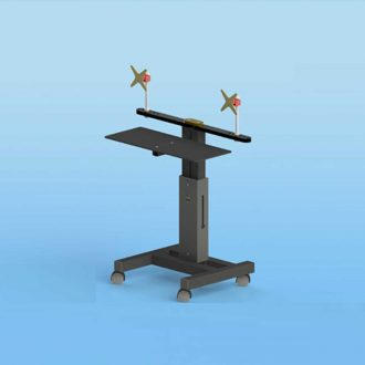 Sound Anchors DAW2X Digital Audio Workstation Stand