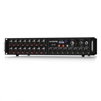 Midas DL16 16-Input 8-Output Stage Box