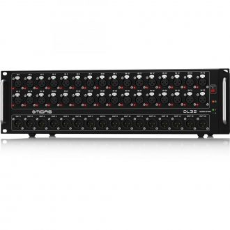 Midas DL32 32-Input 16-Output Digital Stage Box