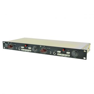 Heritage Audio DMA73 2-channel Microphone Preamplifier
