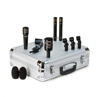 Audix DP QUAD Packs-Sets Drum Microphones