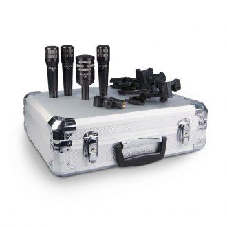 Audix DP4 Packs-Sets Microphone Bundle