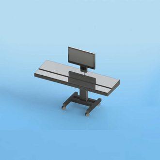 """Sound Anchors DAW Composer Stand 25""""x 10"""" Platform"""