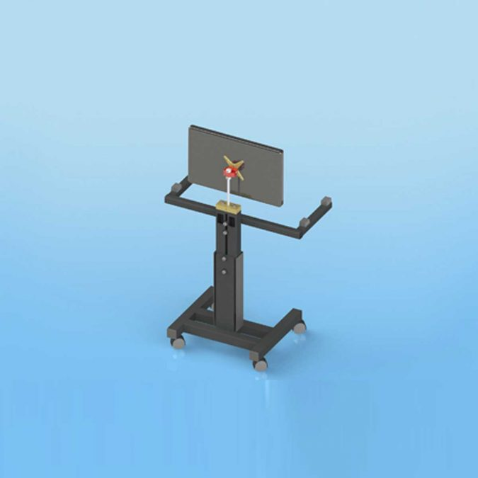 "Sound Anchors DAW Composer Stand 25""x 10"" Platform"