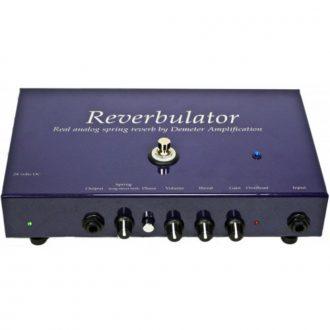 Demeter RRP-1 Reverbulator Pedal
