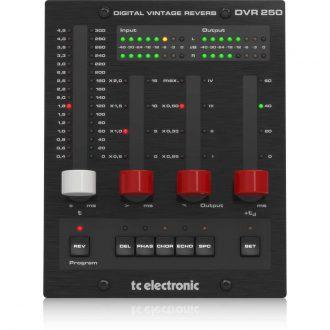 TC Electronic DVR250-DT Vintage Reverb Hardware Controller Plugin