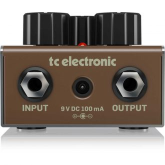 TC Electronic Echobrain Analog Delay Pedal
