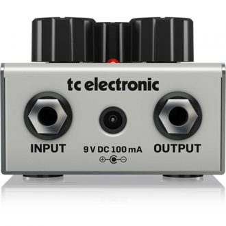 TC Electronic Forcefield Classic Compressor Pedal