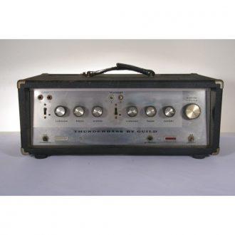 Guild Thunder Bass Amplifier Head (Vintage)