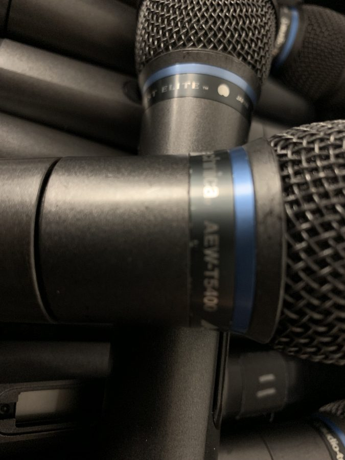 Audio Technica Wireless Package (Used)
