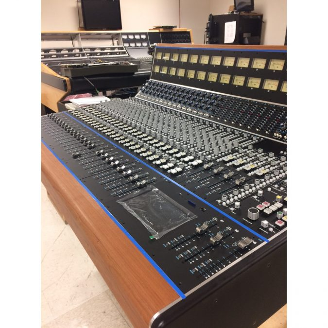 API 2448 Demo Show Console! Inline Fully Discrete, Fully Loaded, With Automation