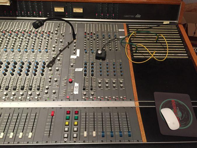 Neotek Elite Analog Recording Console (Used)