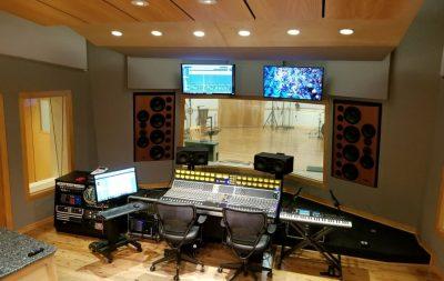 Sonic Circus at JT Studios in Louisiana
