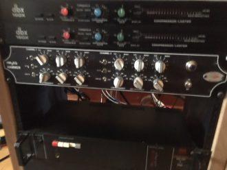 A Designs Hammer EQ2 Stereo Tube EQ (Used)