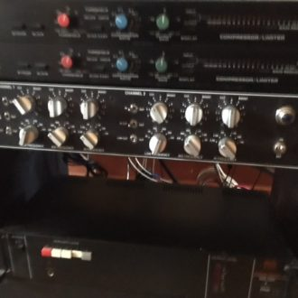 A Designs Hammer EQ2 Stereo Tube EQ (Used)