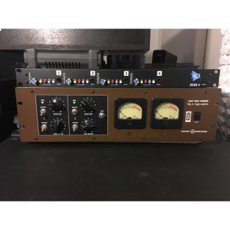 Inward Connections TSL-3 Vac Rac Stereo Limiter (Used)