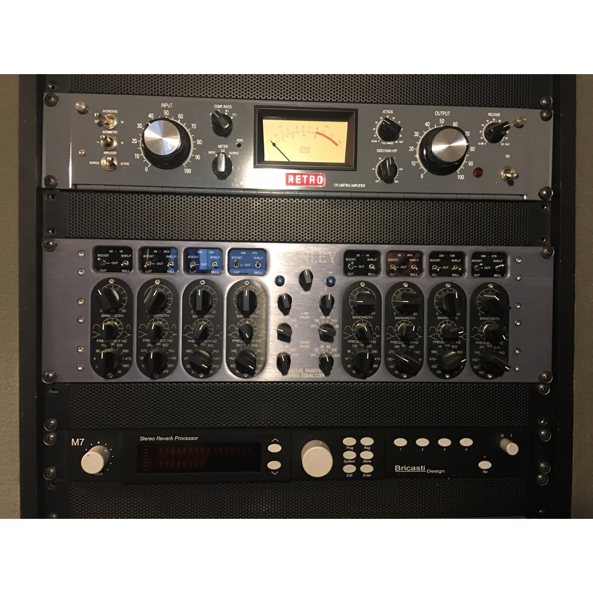 Manley Labs Massive Passive Stereo Tube Equalizer (Used)