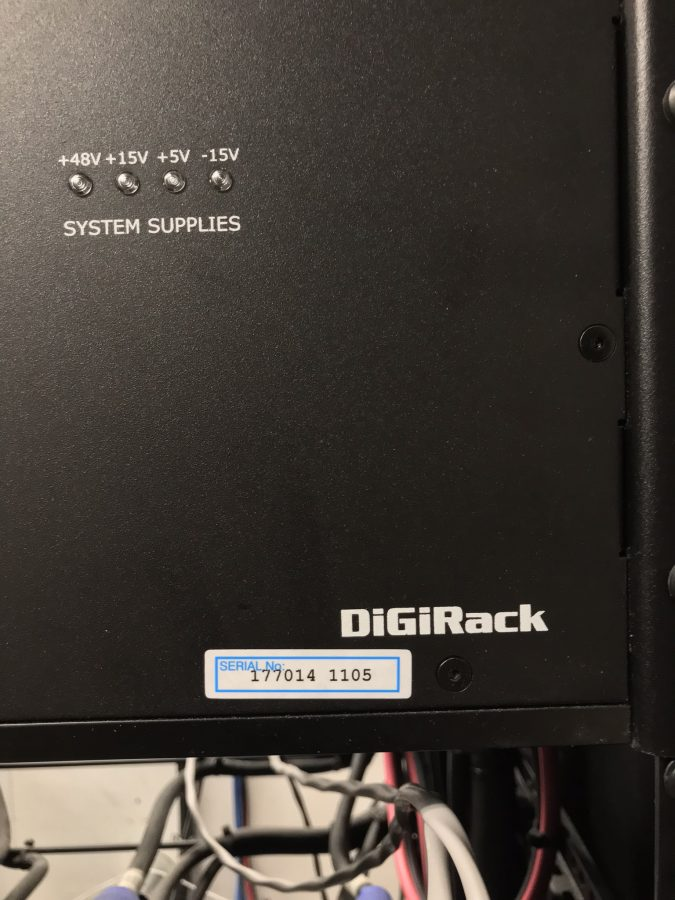 Digico SD8 24 MADI Control Surface with D Rack (Used)