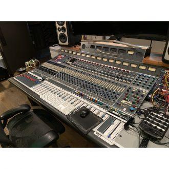 Neve 8066 Vintage Recording Console