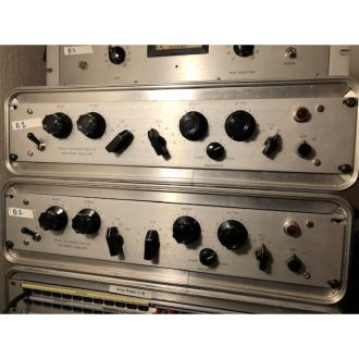 Pultec EQM-1A3 Pair Mastering Equalizer Reissues Consecutive Pair (Used)