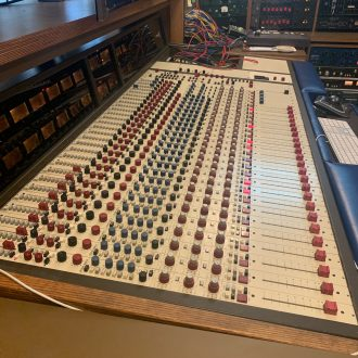 Quad Eight Pacifica (Vintage) Analog Recording Console