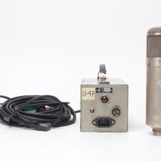 Neumann U47 VF14M (Vintage)