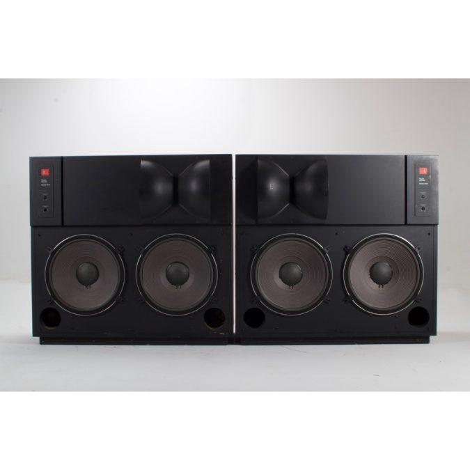 JBL 4435 Studio Monitors Pair (Vintage)