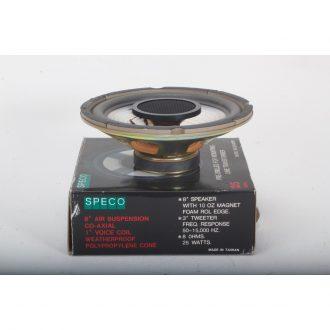 Speco 8″ Air Suspension Coaxial Speaker
