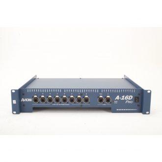 Aviom A-16D Pro A-Net Distributor (Used)
