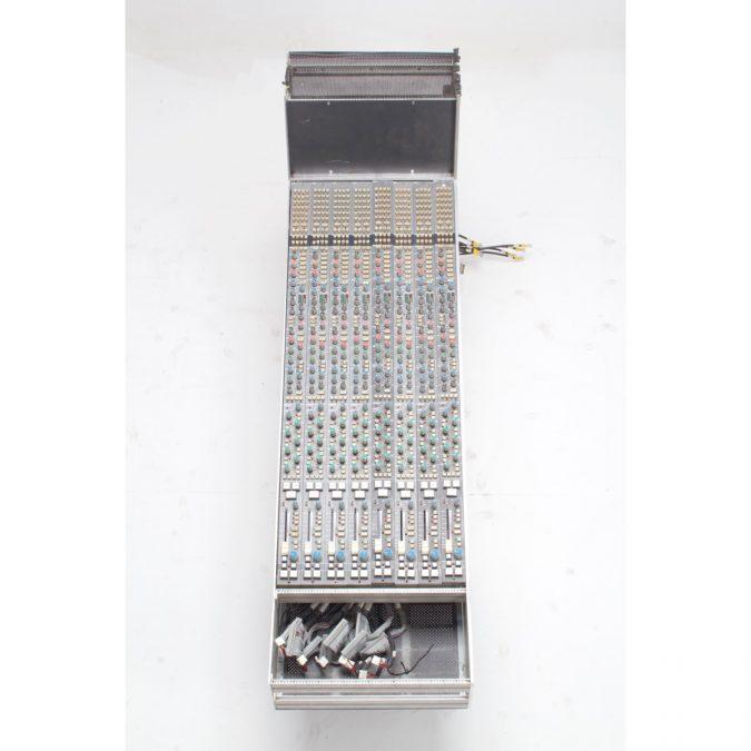 SSL 9000J 8 Channel Bucket with 8 x SL911 Modules