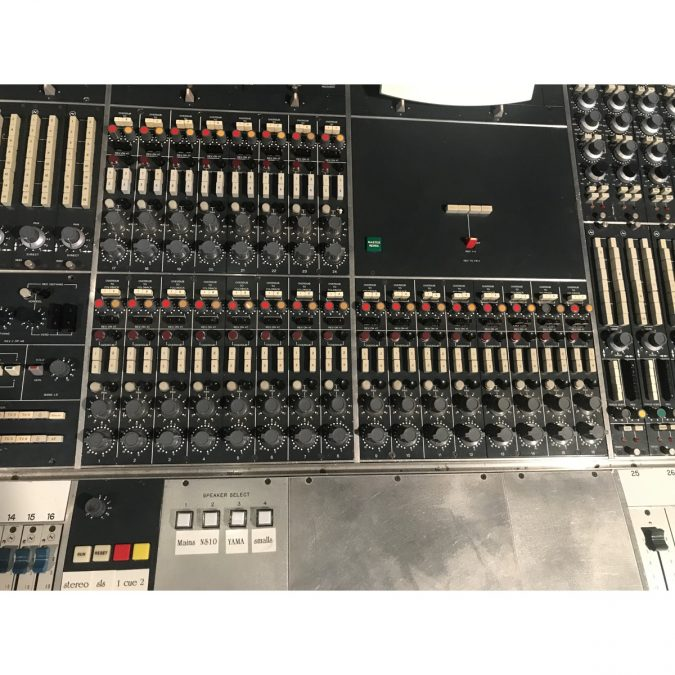 Neve 8048 (Vintage) 32 x 16 x 24 with 4 x 2254 Compressors