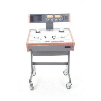 Studer A820 1/2″ 2 Track Analog Recorder